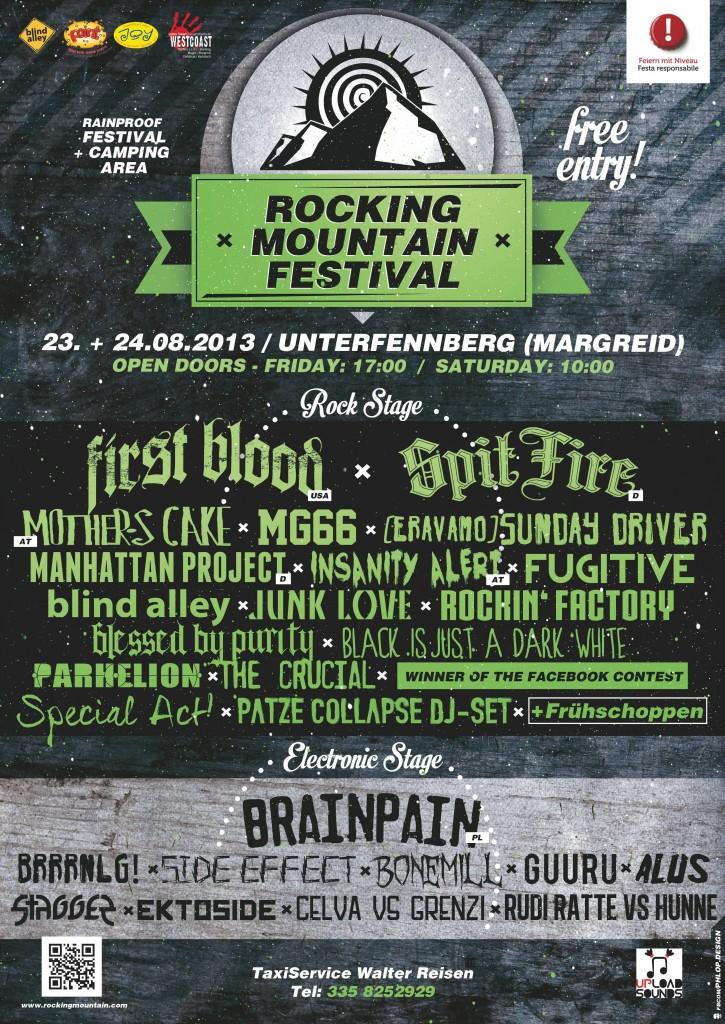 RIM Plakat 2013
